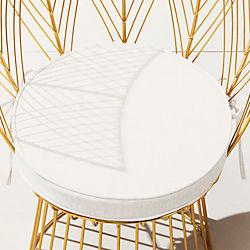 alexandria natural chair cushion