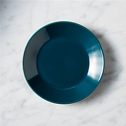 amuse blue-green appetizer plate