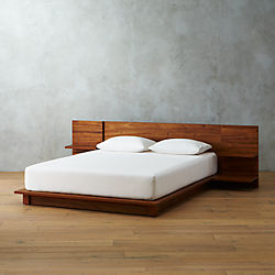 Modern Beds Bed Frames And Headboards Cb2