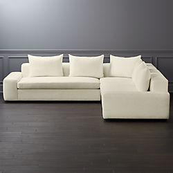 Modern Sectional Sofas Cb2