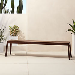 artemis dining bench