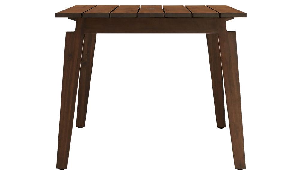 artemis rectangular dining table
