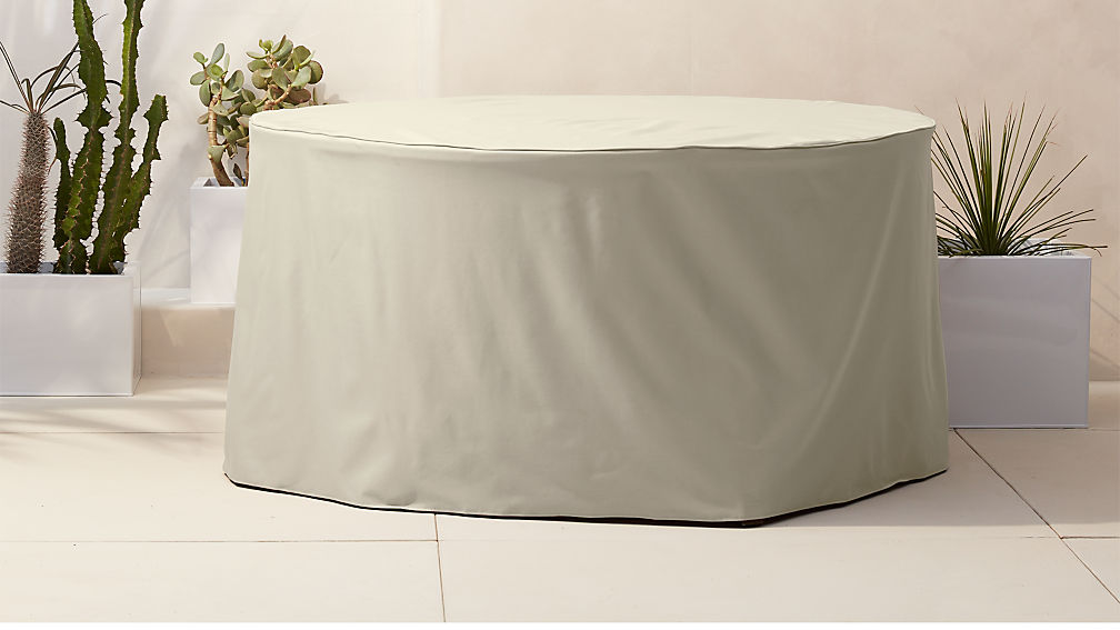 artemis round dining table cover