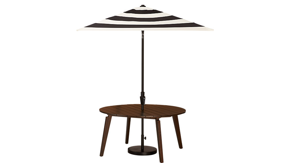 artemis round dining table
