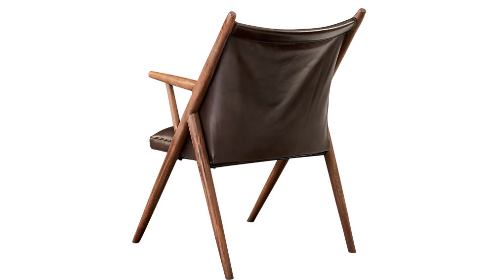 Atelier Leather Lounge Chair