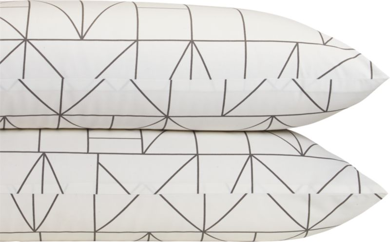 standard BRZ pillowcases set of two