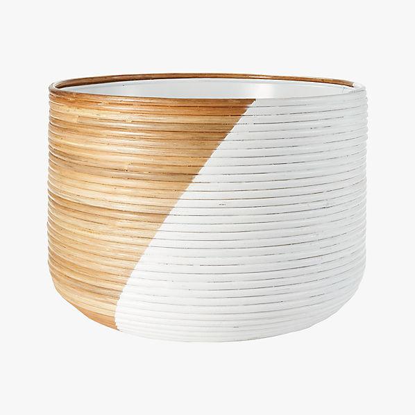 BasketPlanterXIWhiteF17