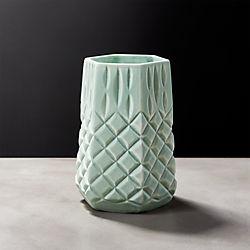 Bea Green Vase