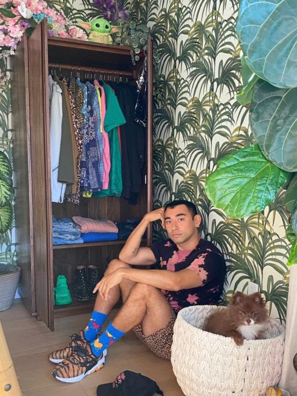 How Haus of Gaga Creative Director Nicola Formichetti stays inspired