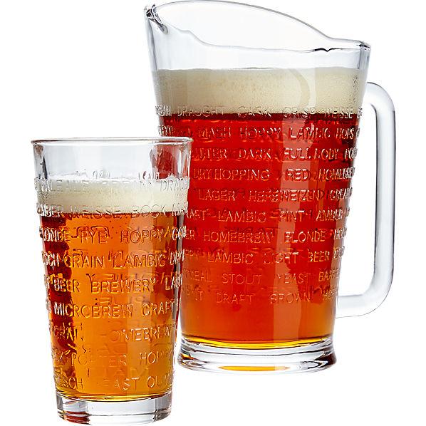 BeerPitcherAndTumblerF16