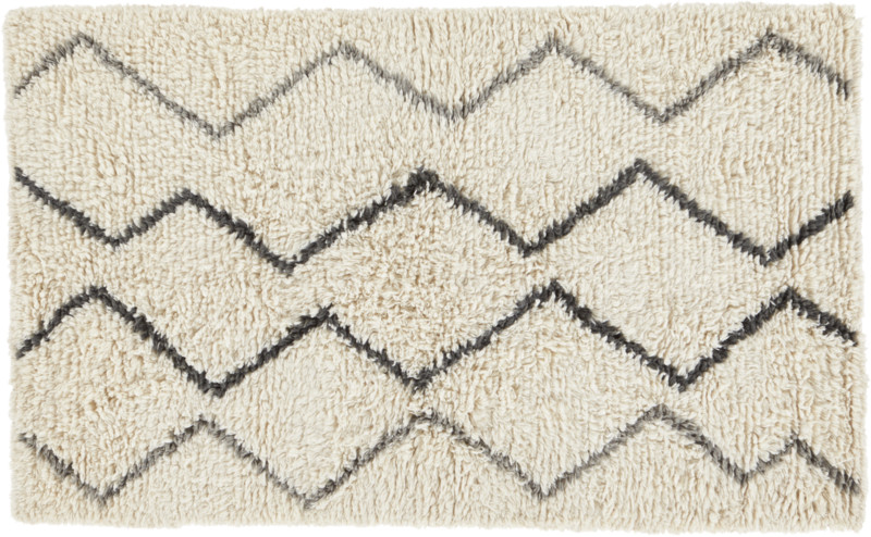beni neutral rug