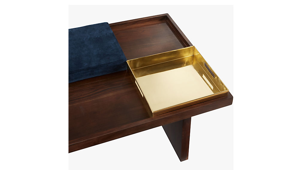 bento coffee table tray