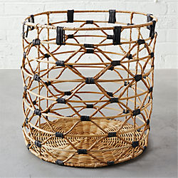 beso large natural basket