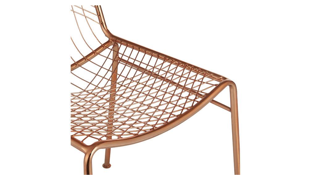 beta rose chair