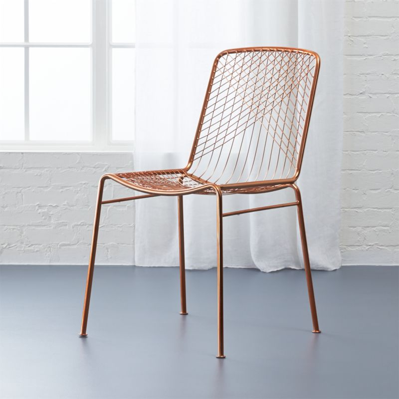 beta rose chair