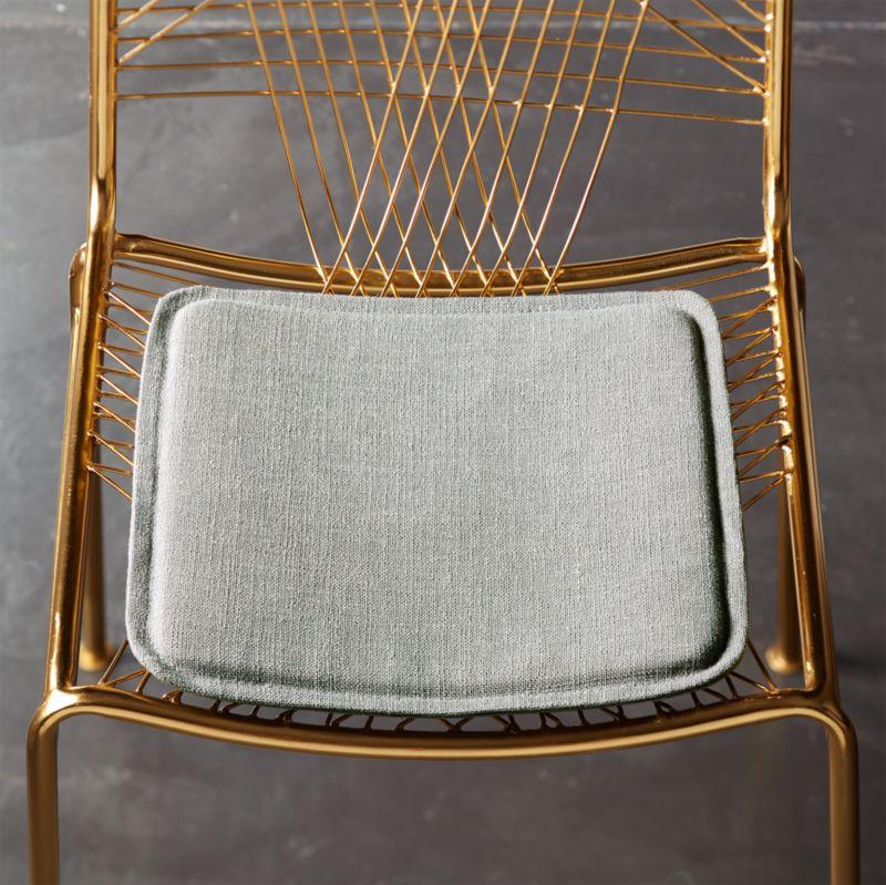 Great Bistro Universal Zinc Chair Cushion