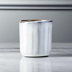 Bitty Dark Clay Teacup