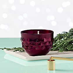 Black Currant and Pine Soy Candle