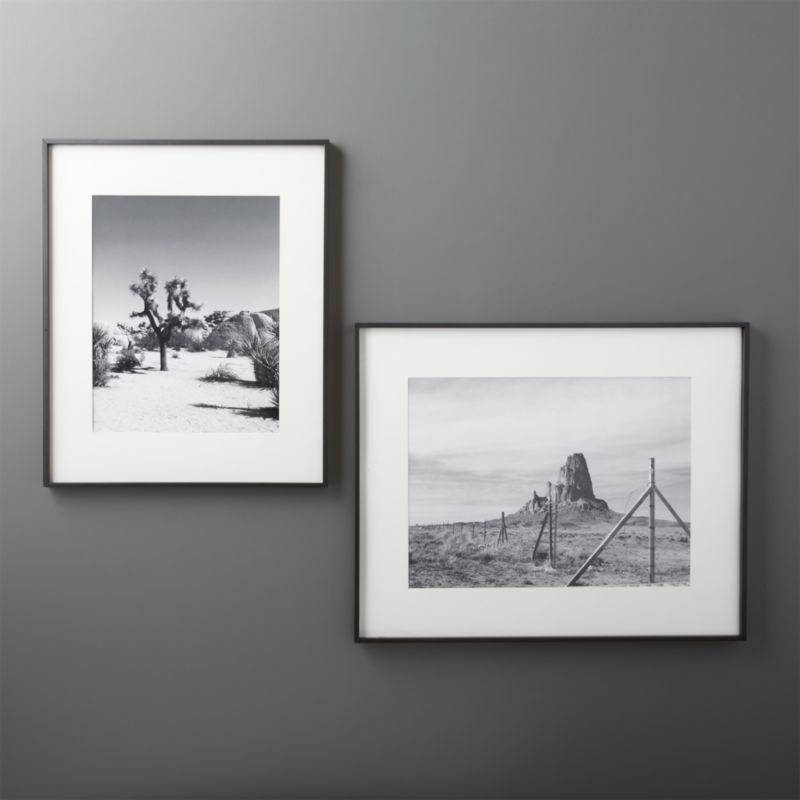 Modern and Unique Picture Frames CB2
