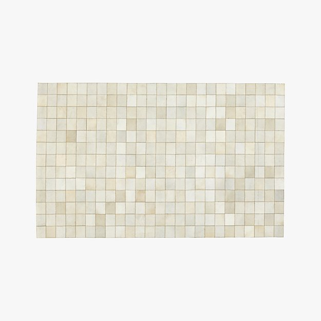 blanchette hide rug 5'x8'