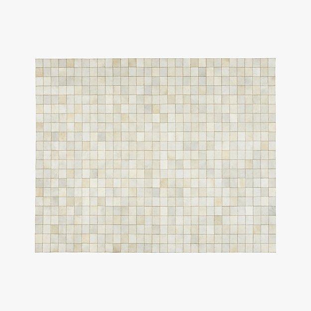 blanchette hide rug 8'x10'