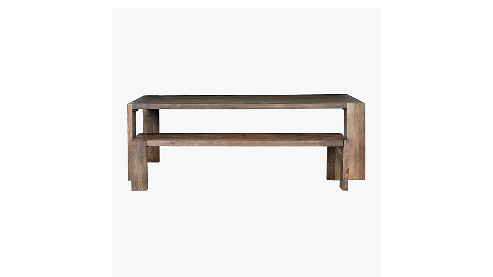 "blox 78"" bench"