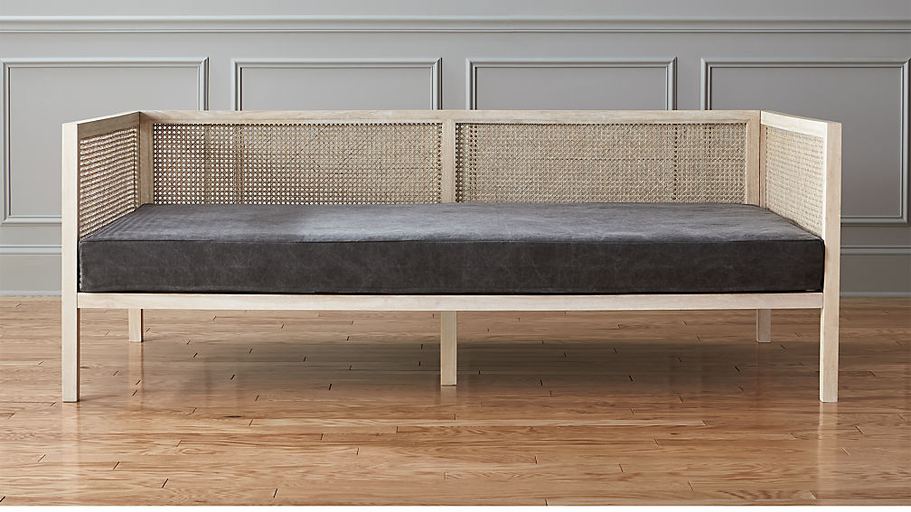 Boho Rattan Daybed Reviews Cb2