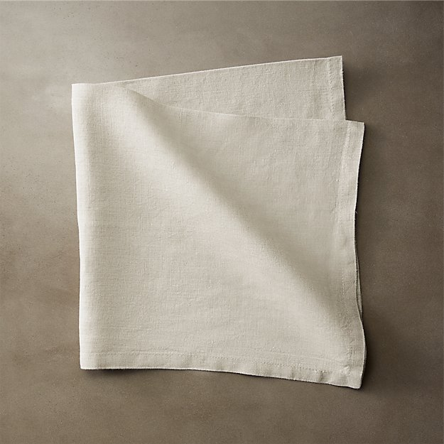 bolt natural linen napkin