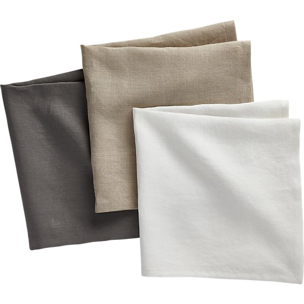 bolt linen napkins