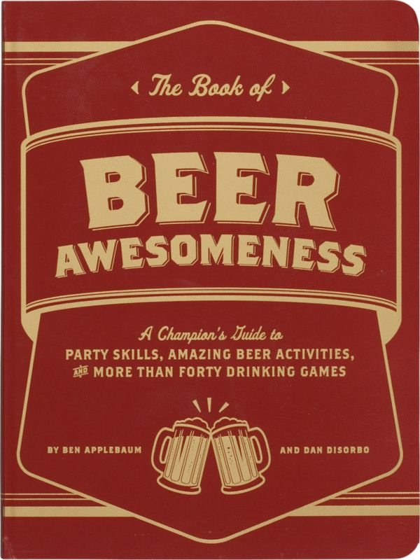 """the book of beer awesomeness"""