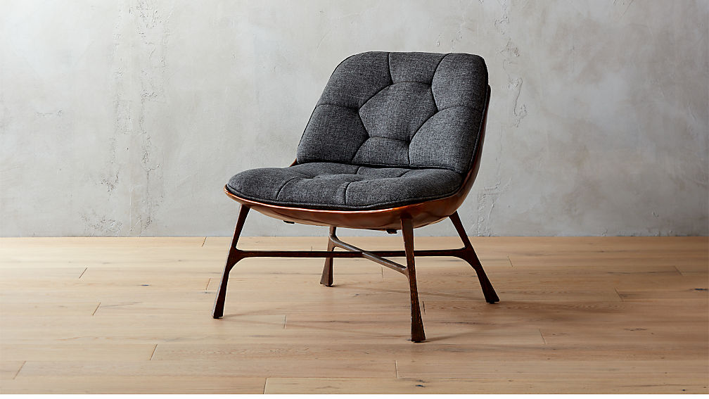 bordeaux chair : CB2