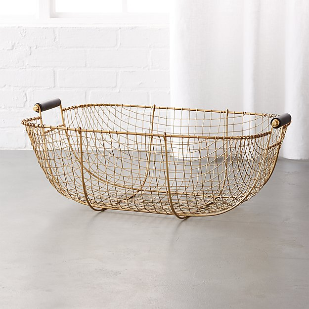 Bounty Large Wire Basket