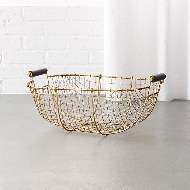 Bounty Small Wire Basket