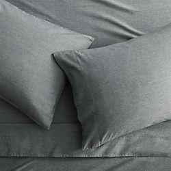 brushed flannel black-white sheet sets