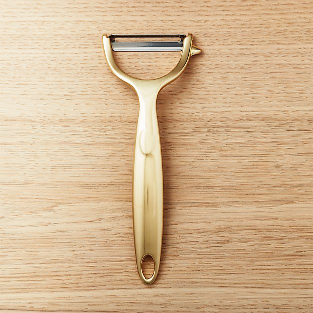 Brushed Gold Peeler
