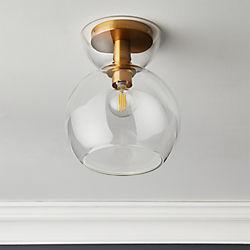 Modern Pendant Lighting And Flush Mounts Cb2