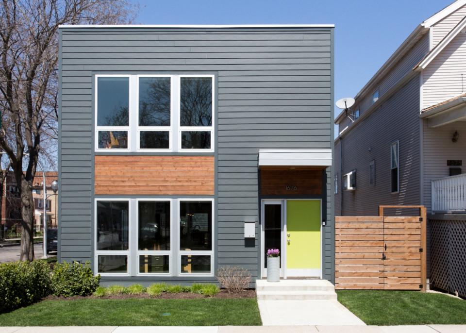 Modern Home Design: Dave Widmer\'s House | CB2 Blog