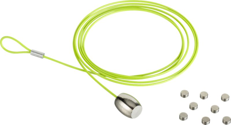 green cable photo cord