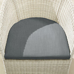 camilla dining-lounge grey chair cushion
