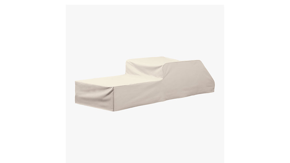 caprice waterproof chaise lounge chair cover