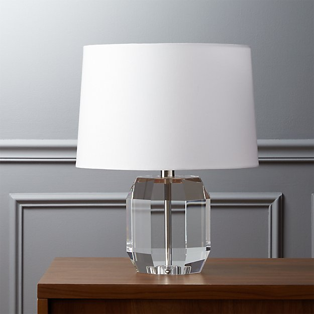 carat table lamp