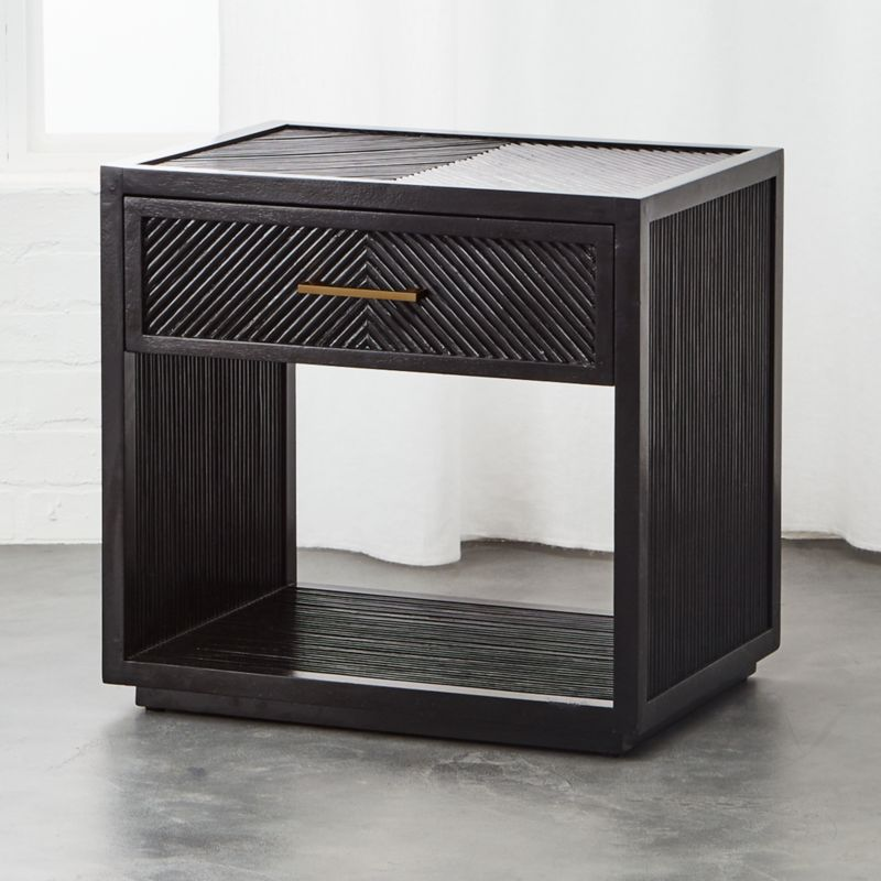 Modern Nightstands modern nightstands and bedside tables | cb2