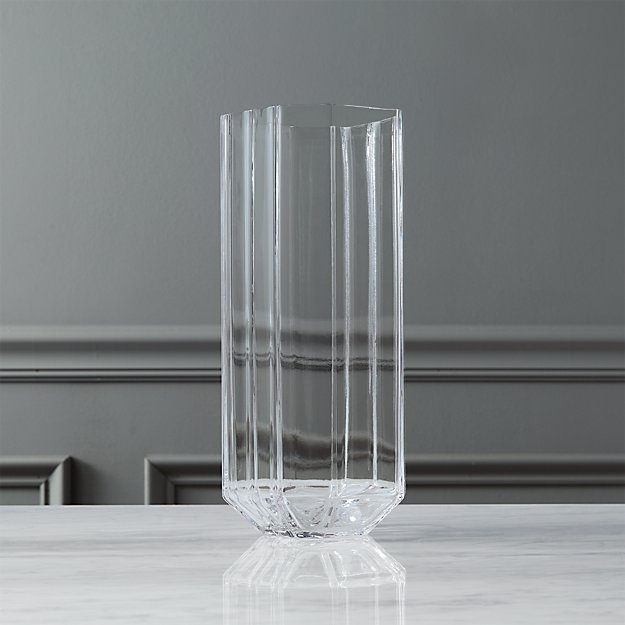 carlyle glass vase