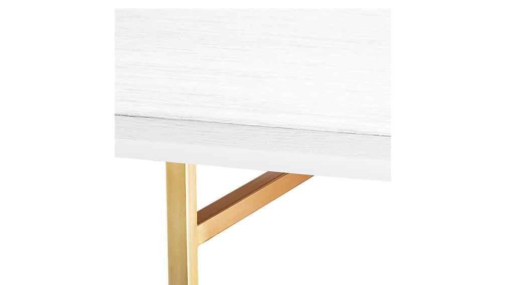 Carmen Mango Wood Dining Table