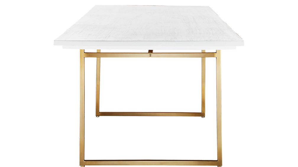 Carmen Mango Wood Dining Table
