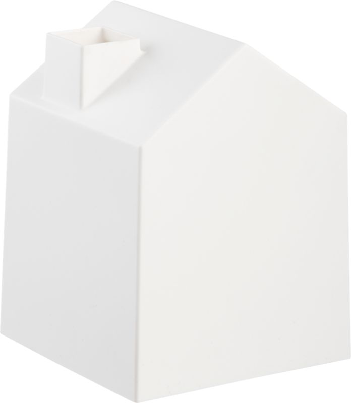 casa white tissue house