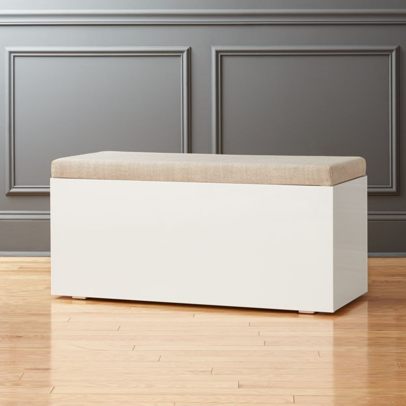 Catch All Sand Storage Bench