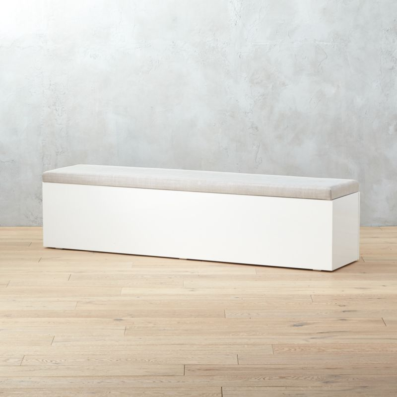 Catch All Large Sand Storage Bench