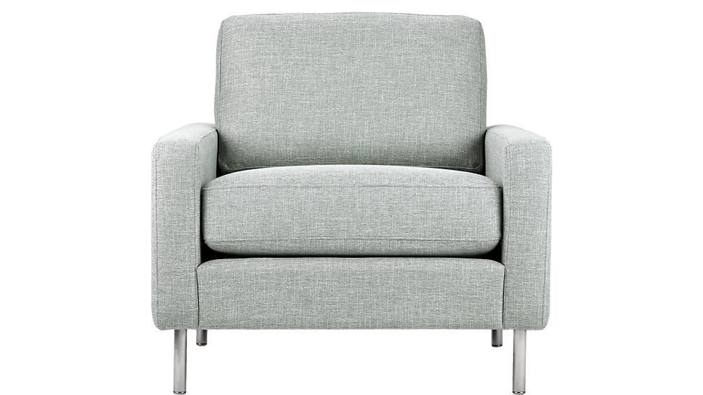 central slate chair