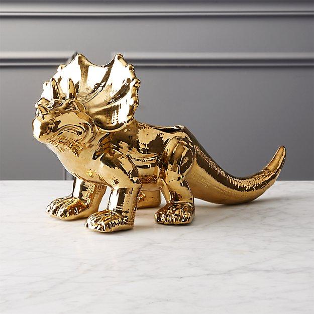 cera gold planter